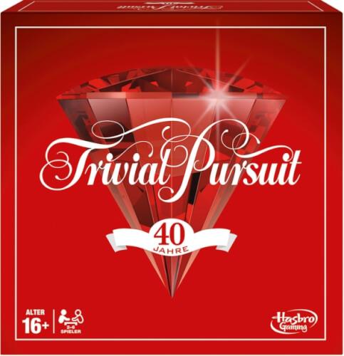 Hasbro E1923100 Trivial Pursuit 40TH