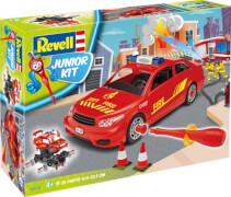 REVELL 00810 Feuerwehr Einsatzwagen 1:20, ab 4 Jahre
