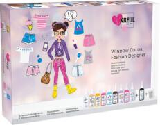 Window Color Fashion Designer