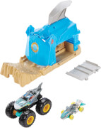 Mattel GKY01 Hot Wheels Monster Trucks Startrampe Spielset, sortiert