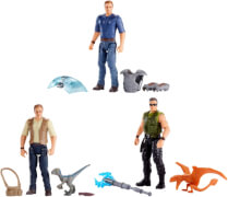 Mattel FMM00 Jurassic World Basis Figuren Sortiment
