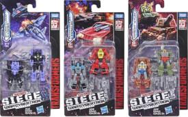 Hasbro E3420EU4 Transformers Generations WFC Siege MicroMaster