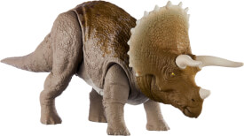 Mattel GJN65 Jurassic World Sound Strike Triceratops