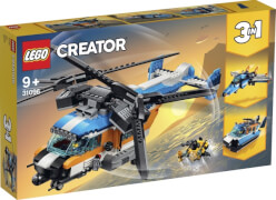 LEGO® Creator 31096 Doppelrotor-Hubschrauber