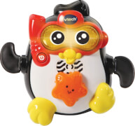 Vtech 80-501704 Badespaß Paddel-Pinguin