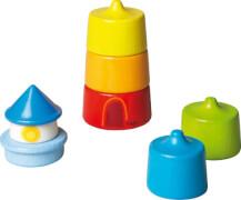 HABA - Stapelspiel Leuchtturm, ab 12 Monaten