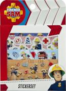 Feuerwehrmann Sam Sticker Set