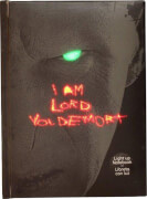 Harry Potter Light Up Notizbuch Voldemort