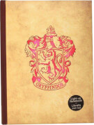 Harry Potter Light Up Notizbuch Gryffindor