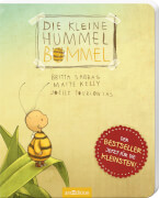 Ars Edition - Die kleine Hummel Bommel, Pappbilderbuch, 26 Seiten, ab 36 Monate - 6 Jahre