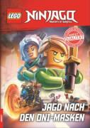 LEGO® NINJAGO® - Jagd nach den Oni-Masken