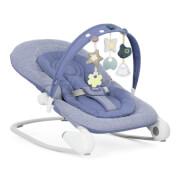Chicco Babywippe Hoopla Avio mit Spielbogen, blau